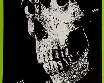 Evil Dead 2 STICKER - vinyl - Horror / Bruce Campbell / Sam Raimi / Dead by Dawn