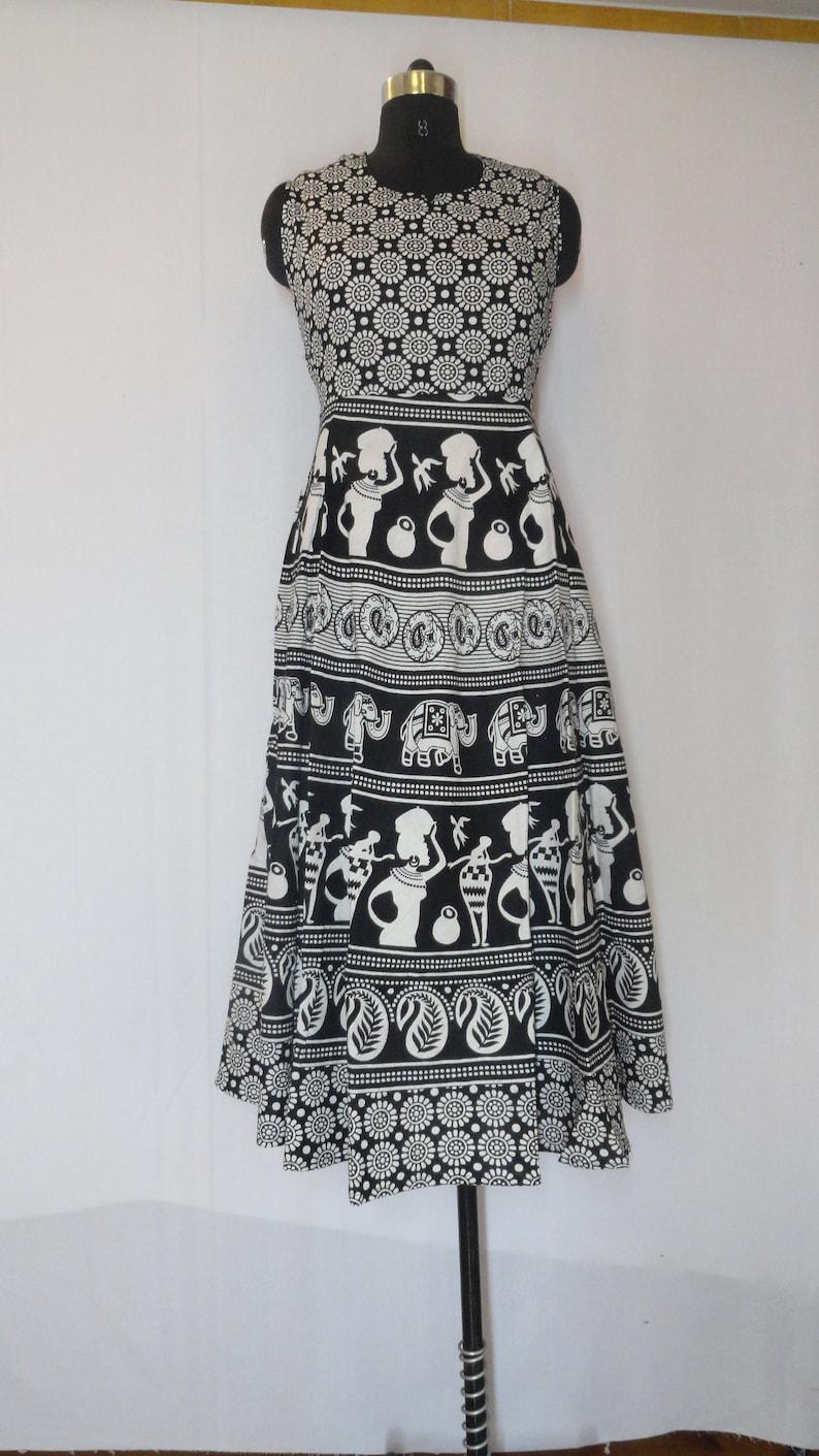 2c855da75b Indian maxi dress cotton maxi dress cotton boho long maxi | Etsy