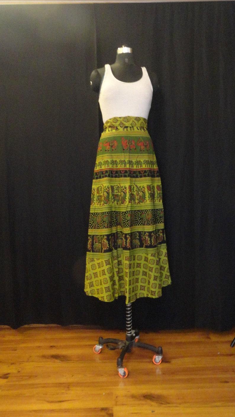 Indian wrap skirt cotton skirt mandala wrap skirt boho long skirt bridesmaid skirt indian wrap skirt bohemian skirt block print skirt