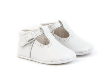 Baby White Shoes Etsy