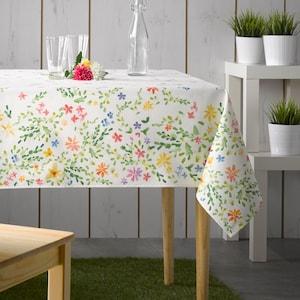 Vinyl Tablecloths Cafe Table cloth 9801 Commercial Grade Vinyl Tablecloth Restaurant Tablecloth- Bar Tablecloth Outdoor Tablecloth