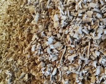 wood chips, oak. 1kg