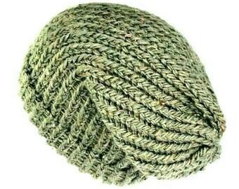 Knit hat women knitted beanie wool hat women dread hat slouchy beanie grey wool beanie knit hat knitted hat slouch beanie boho chic bohemian