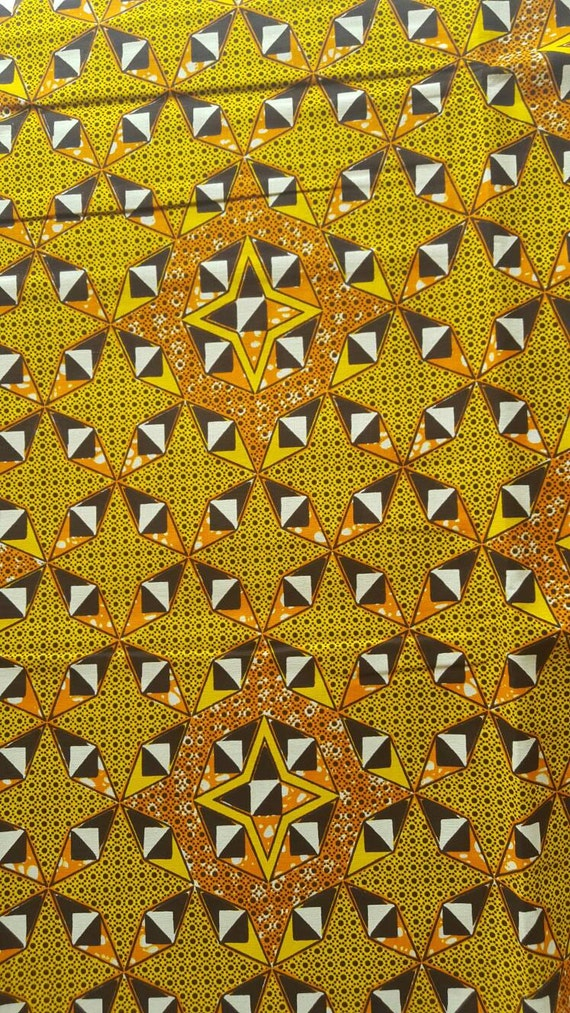 African Fabric By The Yard African Fabric Ankara Fabric By The Yard Ankara Fabric African Clothing Fabric By The Yard African Headwrap