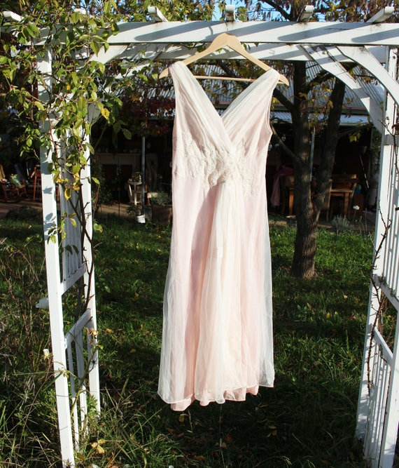 Vintage 'LUCAS Vanity Fair' Nightgown - image 2