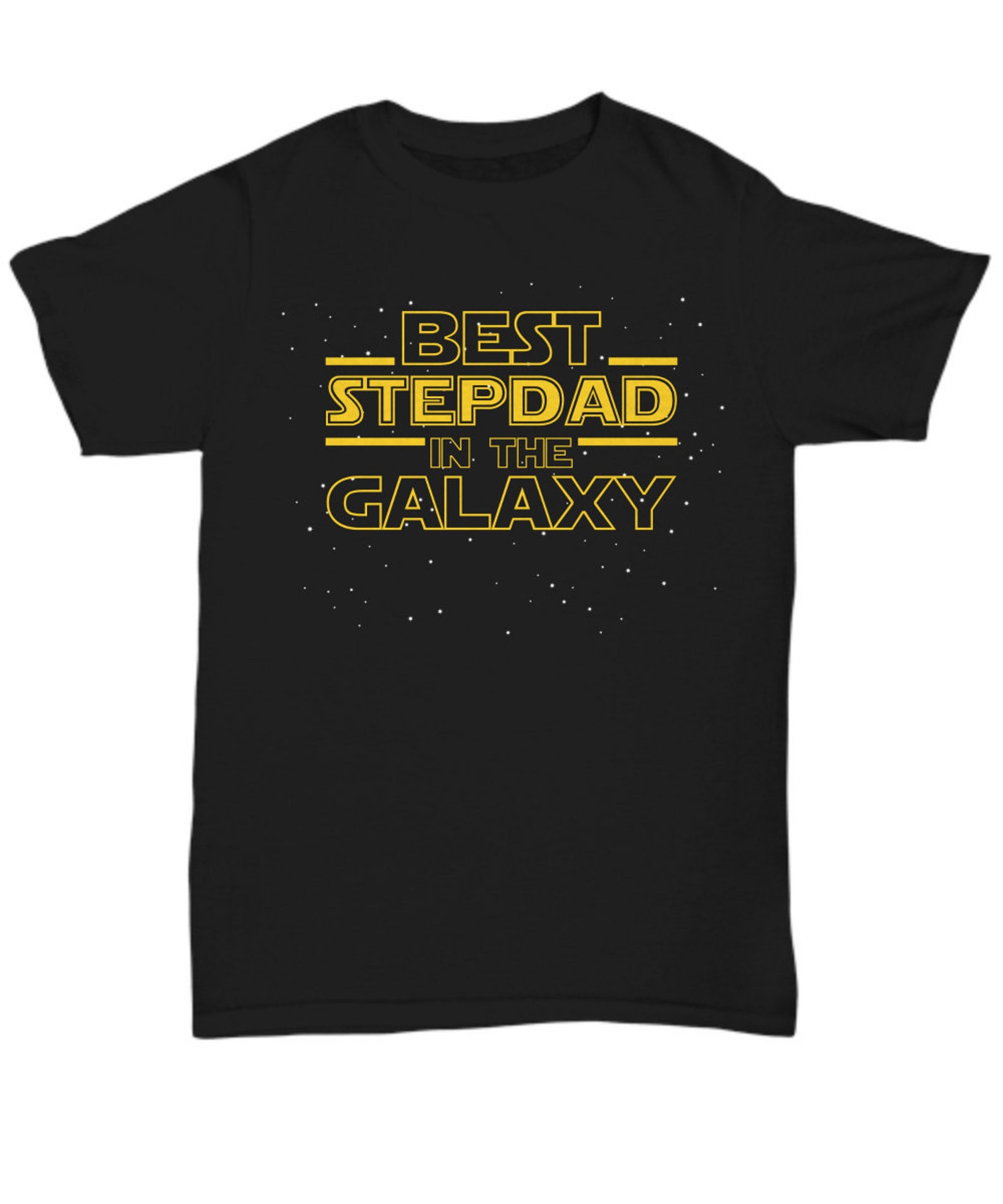 Best Step-Dad in the Galaxy T-Shirt