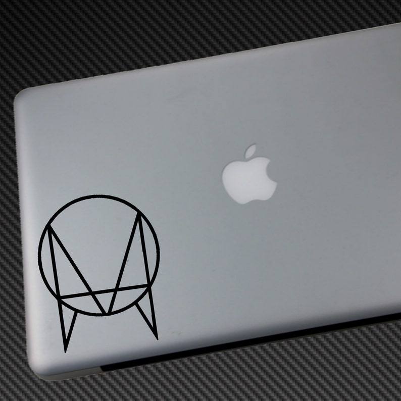 OWSLA Vinyl Decal  Car Sticker macbook laptop wall shirt hat image 0