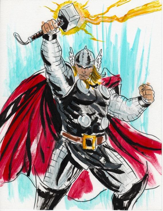 Thunder Hero-Thor