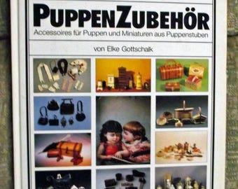 Dolls Accessories, from Elke Gottschalk