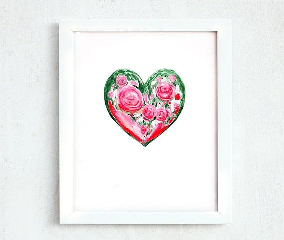 Día de San Valentín para imprimir para imprimir de corazones  7e4a370f71d