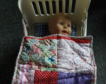 Doll's Quilt