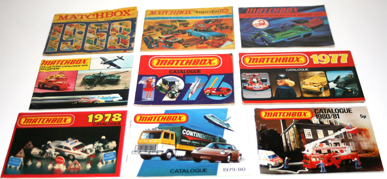 1979//80 MATCHBOX COLLECTOR/'S CATALOG