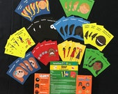 SALE! Sometimes I feel...'Card Games. Including Snap, Memory Matching and Happy Families. Enjoy this fun card game to also explore emotions