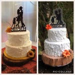 Wedding cake replica