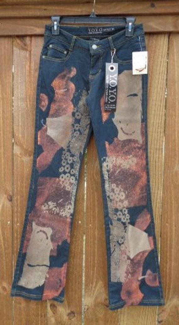 YOYO jeans ,  , Yoyo jeans, 90's jeans Y.O.Y.O. je