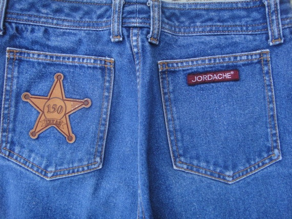 Vintage 80's Jordache Jeans/High Waisted Jeans . V