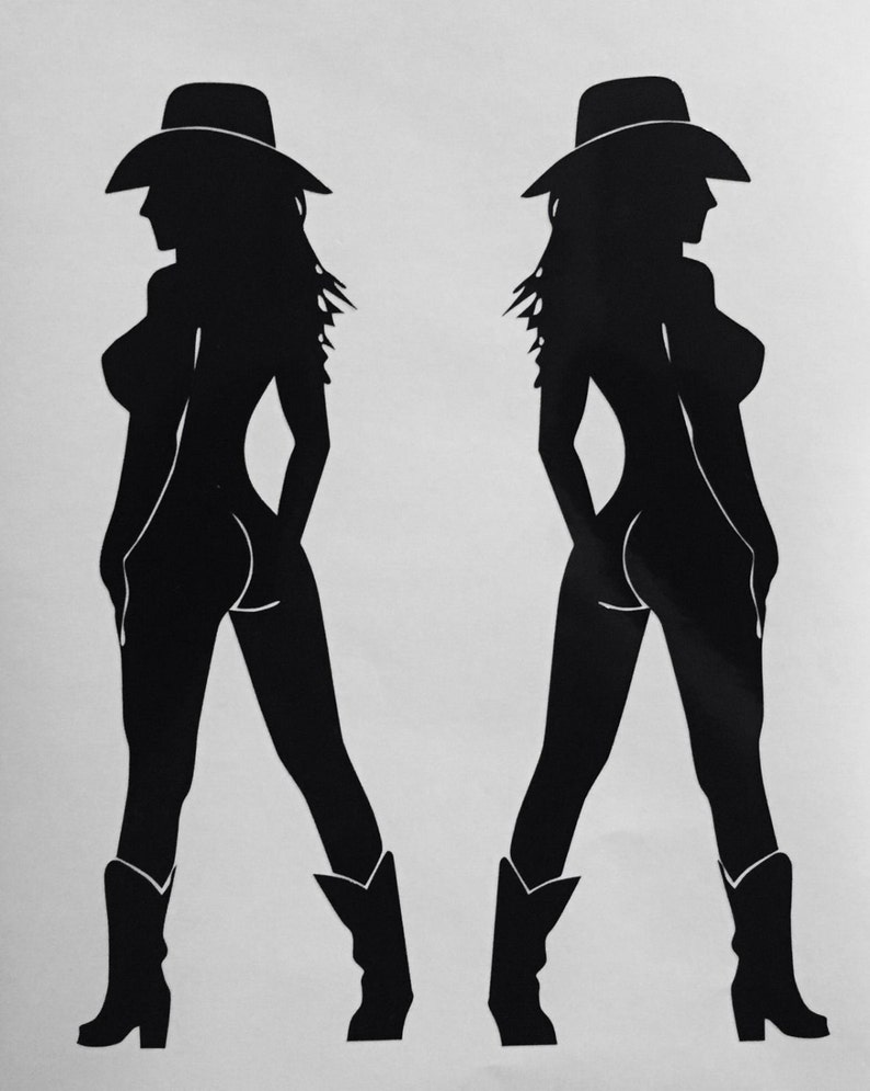 Cowboy Cowgirl Silhouette Images, Stock Photos Vectors