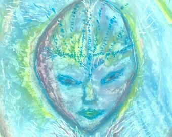Starseed artwork | Etsy