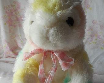 Plushy Easter Bunny