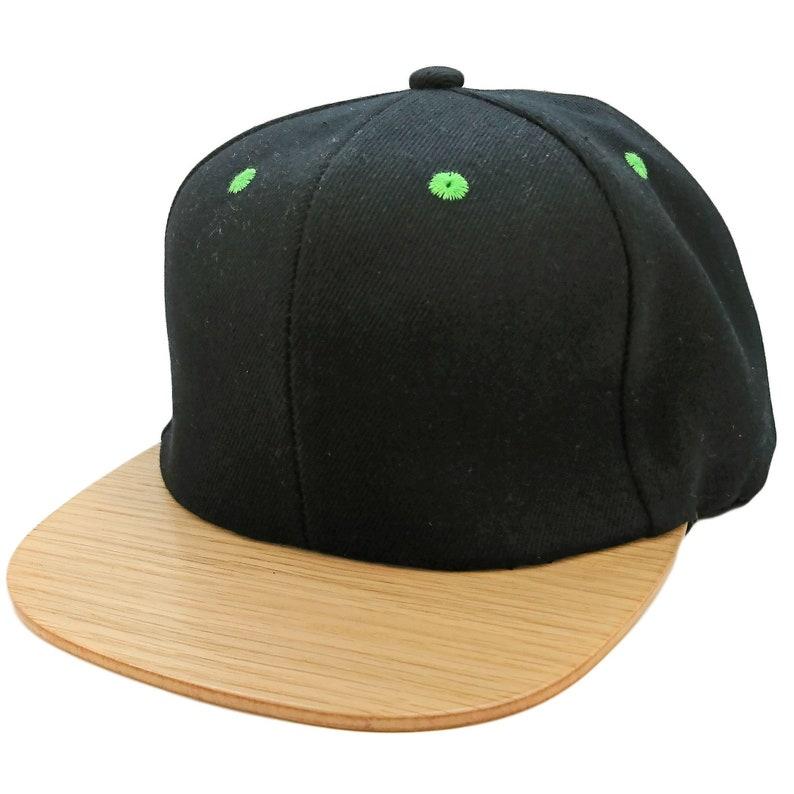 628a80498cfef Wood Brim Snapback Hats baseball caps snapback hats Oak