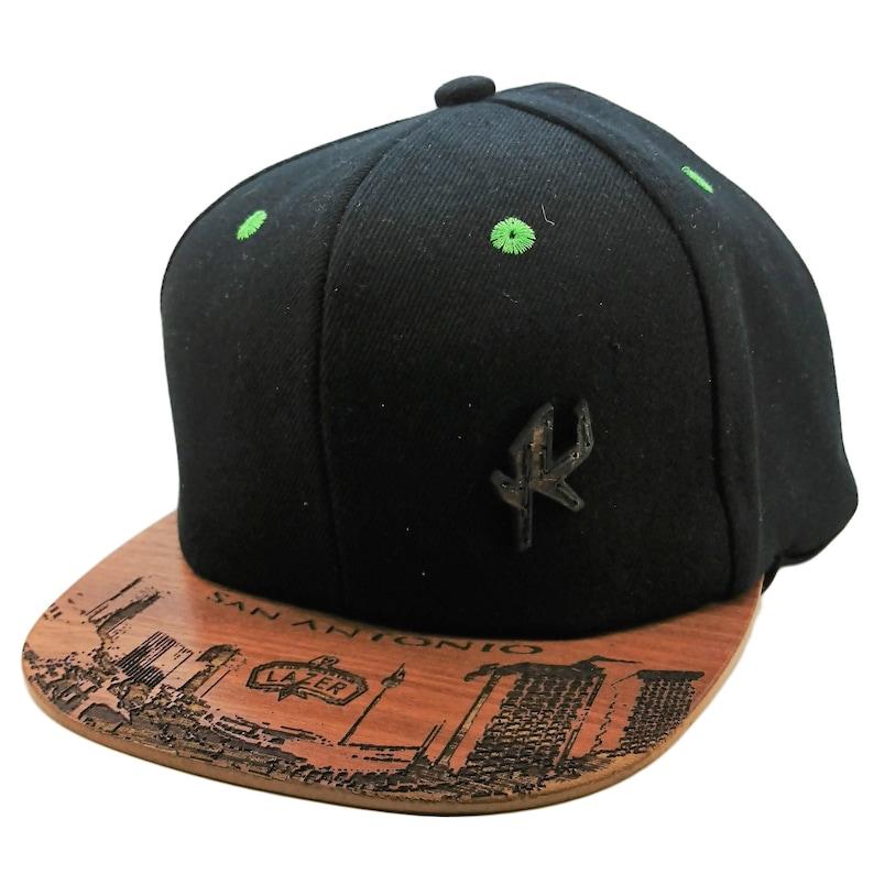 0107da5e0666d Wood Brim Snapback Hats baseball caps snapback hats San
