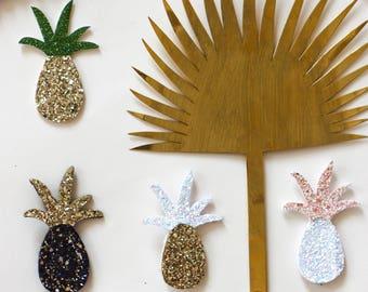 Antonio - pineapple - Pineapple - Handmade - soft Cactus - the Rochelle Maxi