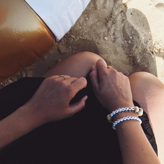 Wooden bracelet - handmade