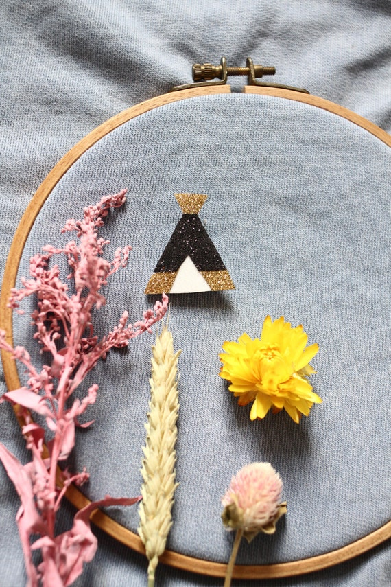 PIN Tipi - Handmade - tender Cactus - La Rochelle