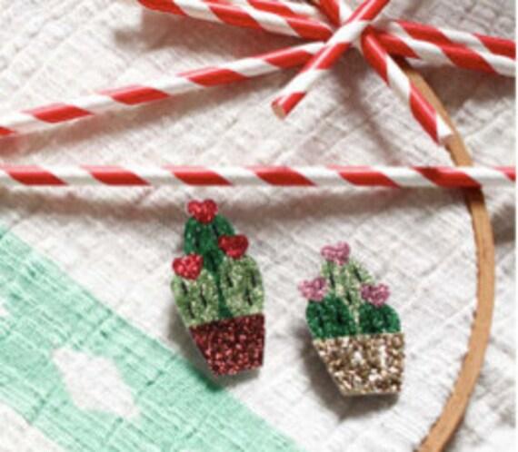 Leo - Cactus - Cacti - Handmade - La Rochelle