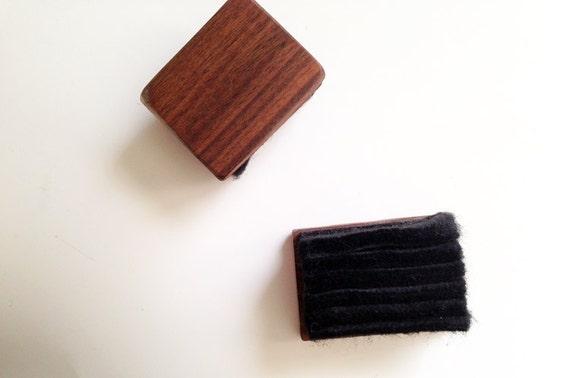 Chalk Eraser Felt Eraser Wood Framed Chalkboard Kitchen | Etsy