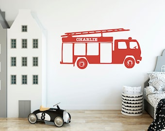 Fire Station Decor Etsy