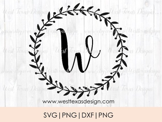 photo regarding Letter W Printable known as Monogram wreath letter W, farmhouse structure,Letter wreath monogram SVG,Printable monogram,Silhouette history, Cricut history,Instantaneous obtain