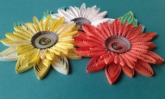 Quilled Paper Art Quilling Wall Art Quilling Home Decor
