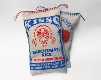 Survival Art Set | KISSS Baschzmati Rice & Holland Oats