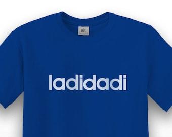LADIDADI T-Shirt | Flock Print