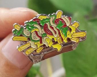 KAPSALON pin | soft enamel famous Dutch fast food speldje