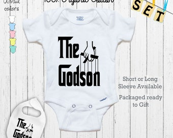 When god made me he was just showing off Cute Gift Baby Bodysuit By Apparel USA™