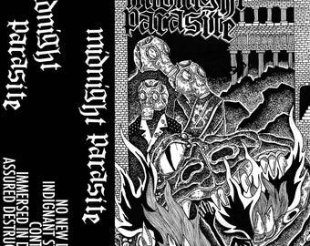 Midnight Parasite Demo Tape