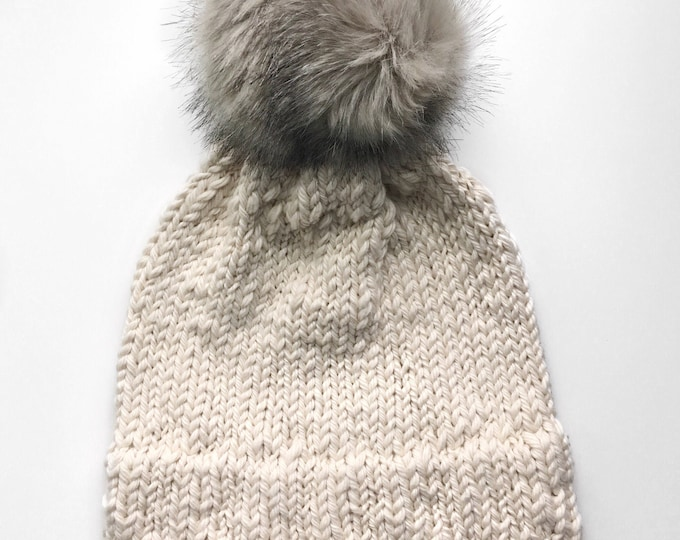 Featured listing image: VEGAN FRIENDLY Double Brim Beanie - The Doubly