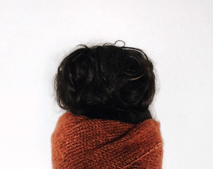 Knit Earwarmer // Knit Turban // Double Knit