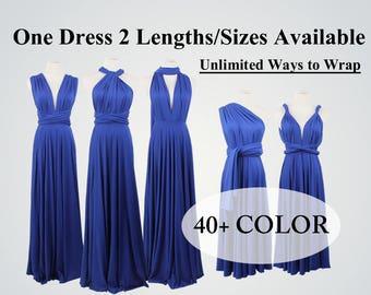 e35272b239 Royal Blue Long Evening Dress