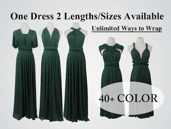 Infinity Dress Pattern
