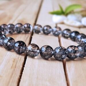 Healing Bead,Protection bracelet,Wedding gift B402 women bracelet 810mm Blue stone bracelet blue Phantom bracelet natural yoga bracelet