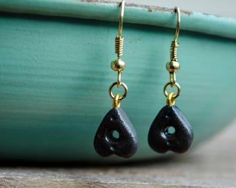 Ouija Board Planchette Earrings