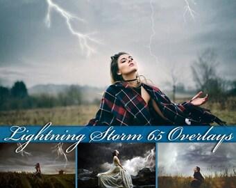 65 Lightning Storm Overlays Lightning Storm Photoshop Overlays Lightning Storm Overlay Lightning Storm Photo Overlays Lightning Bolt