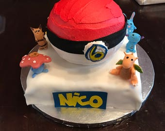 Cake Gluten Free Specialty Cakes 3D Characters Edible Vegan Kids Birthday Childrens Party