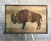 Buffalo Wall Piece