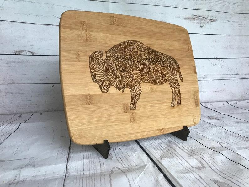 Buffalo Cutting Board image 0