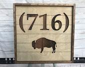 716 rustic buffalo wall decor