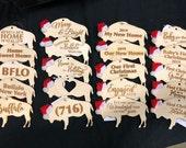 Buffalo, NY Ornaments